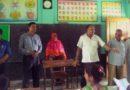 ফুলদহপাড়া সরকারি প্রাথমিক বিদ্যালয় পরিদর্শনে বকশীগঞ্জ উপজেলা চেয়ারম্যান