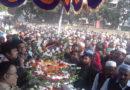 আমজাদ হোসেনকে জামালপুরের সর্বস্তরের মানুষের শ্রদ্ধা