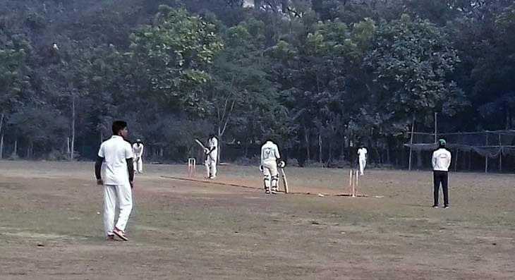 জামালপুরে জাতীয় স্কুল ক্রিকেট প্রতিযোগিতা শুরু