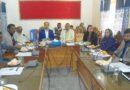 বকশীগঞ্জ উপজেলা পরিষদের মাসিক সমন্বয় সভা অনুষ্ঠিত